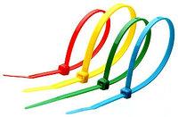 Кабельные стяжки стандартные нейлоновые цветные