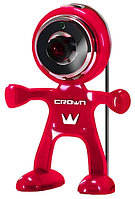 Веб-камеры CROWN CMW-329 Red