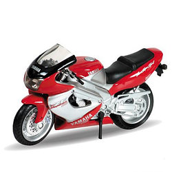 1/18 Welly Yamaha YZF1000R Thunderace 2001