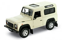 1/24 Welly Land Rover Defender