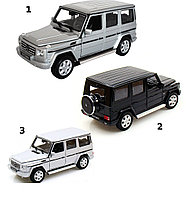 1/24 Welly Mercedes-Benz G-Class