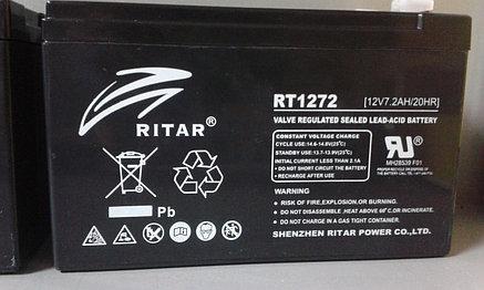 Аккумулятор для ИБП 12V 7.2Ah, фото 2
