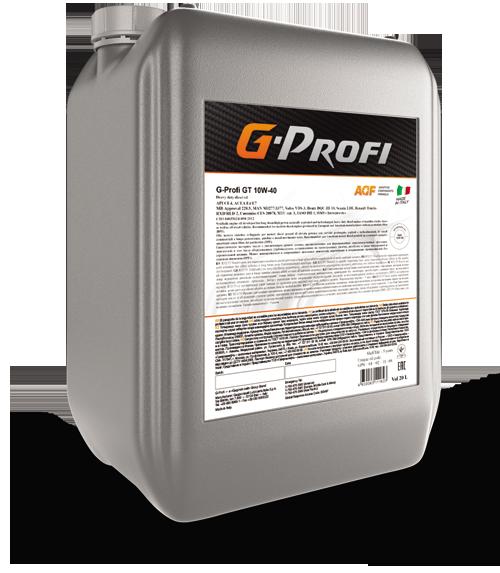 G-Profi GT 10W-40 синтетическое диз. масло EURO-5 20л.