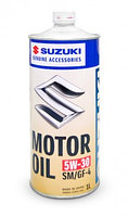 Моторное масло Original Japan Suzuki Motor Oil 5W-30 99M00-21R02-001, содержит молибден
