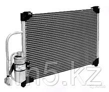 Радиатор кондиционера Audi 100. C4 1990-1994 2.4D / 2.5TDi Дизель Авт.+Мех.
