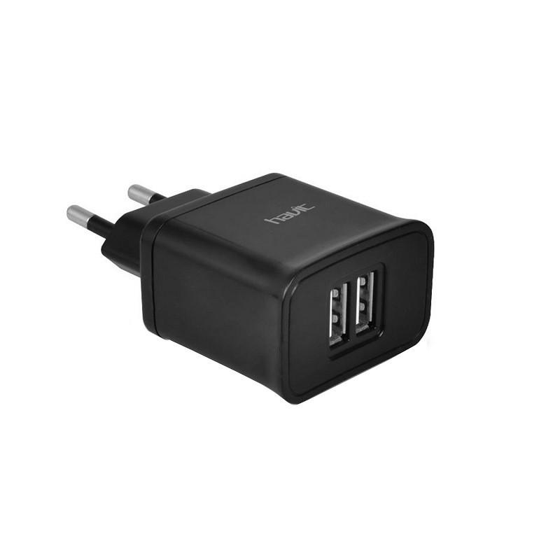 Зарядное устройство-Havit HV-UC231 2USB