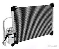 Радиатор кондиционера Porsche Cayenne. 957 2007-2010 3.0TDi Дизель