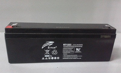 Аккумулятор 12 2.3, фото 2