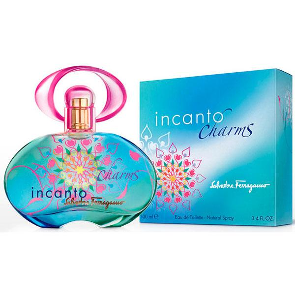 Salvatore Ferragamo Incanto Charms 100ml