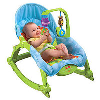 Шезлонги, кресло-качалки, вибрики, люльки, качели для новорожденных