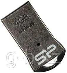 USB Флеш 4GB 2.0 Silicon Power SP004GBUF2T01V1K черный