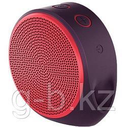 Компактная акустика Logitech X100 (Bluetooth) красный