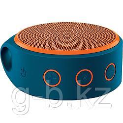 Компактная акустика Logitech X100 (Bluetooth) оранжевый