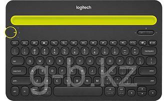 Клавиатура беспроводная Logitech K480 черный
