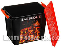 Ящик для угля «Barbeque Time» 25 л. 50911 (003)