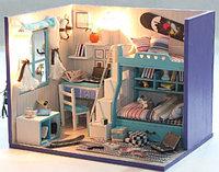 Коллекционный дом Детская комната со сноубордом, фото 1