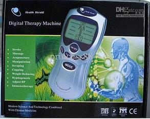 Массажер-миостимулятор реабилитационный Digital Therapy Machine st-688, фото 2