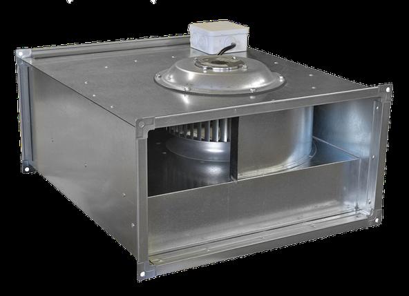Вентилятор канальный  прямоугольный VCP 50-25/22-GQ/6D, фото 2