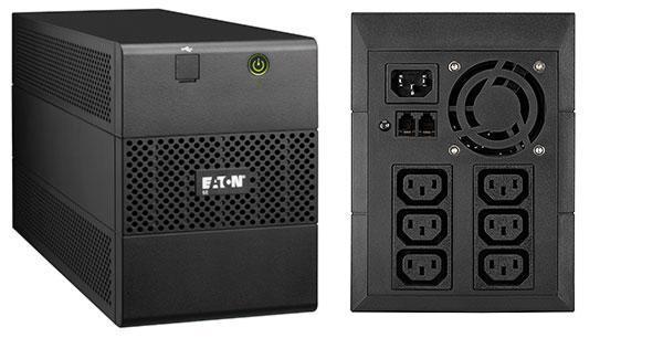 ИБП Eaton 5E1500iUSB 1500VA/900W, линейно-интерактивный, фото 2