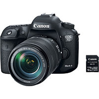 Canon EOS 7D Mark II kit 18-135mm f/3.5-5.6 IS USM гарантия 2 года