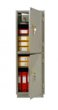 Металлический бухгалтерский шкаф КБ - 23т, фото 2