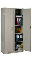 Металлический бухгалтерский шкаф КБ - 10