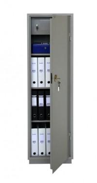 Металлический бухгалтерский шкаф КБ - 031т / КБС - 031т