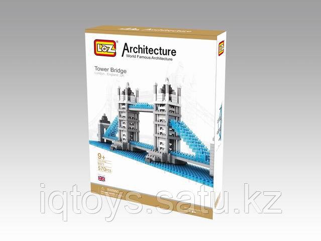 Конструктор нано LOZ, Лондонский мост