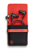 Блютуз гарнитура Plantronics BACKBEAT GO 2 +CHARGE CASE (черный)