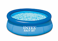 Надувной бассейн Intex 396х84см Easy Set Pool