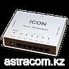 ICON AA456USB, Автосекретарь+ голосовая почта, 6 линий,120 часов записи, 40 меню, 20 ящиков, USB
