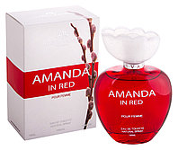 Amanda in Red Pour Femme Lotus Valley для женщин 100 мл