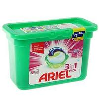 Гель для стирки Ariel в капсулахLiquid Capsules Touch of Lenor Fresh, 15 шт