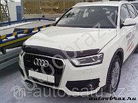 Мухобойка /дефлектор капота на Audi Q5