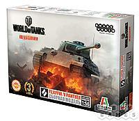 Сборная модель: World of Tanks Pz/Kpfw. V PANTHER, фото 1