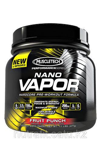 Предтренировочный комплекс Nano Vapor Performance вкус Fruit Punch 1.23 lbs