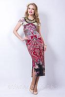 Платье в восточном стиле. Размеры - 44, 48, 50.