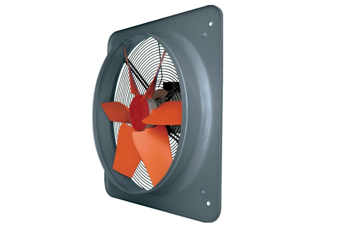 Осевой вентилятор RED HUB MP 254 Т