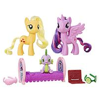 "My Little Pony""Пони модницы:Парочки""Twilight Sparkle & Applejack"