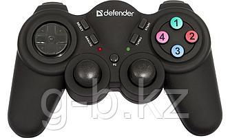 Геймпад беспроводной Defender  Game Racer Wireless PRO