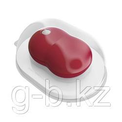 Мышь беспроводная Acme PEANUT красный