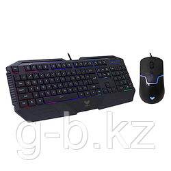 Игровой комплект AULA Gaming Set Black Altar Keyboard & Rigel Mouse