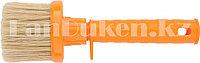 """Кисть маховая круглая """"Фасад"""" с натуральной щетиной (6,5 см) MATRIX 83396 (002)"""