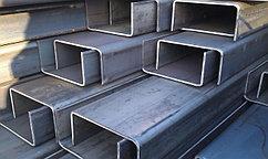 Швеллер гнутый 100х50х3 ст.3
