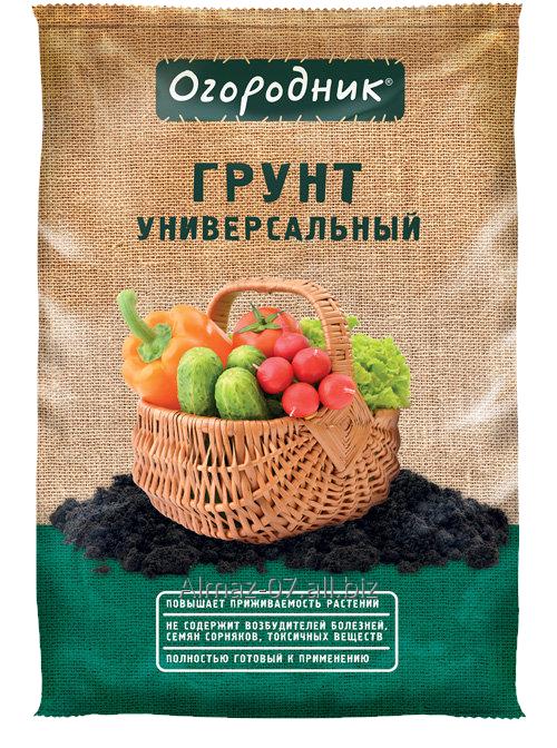 Почвогрунт Огородник Универсальный 40 л