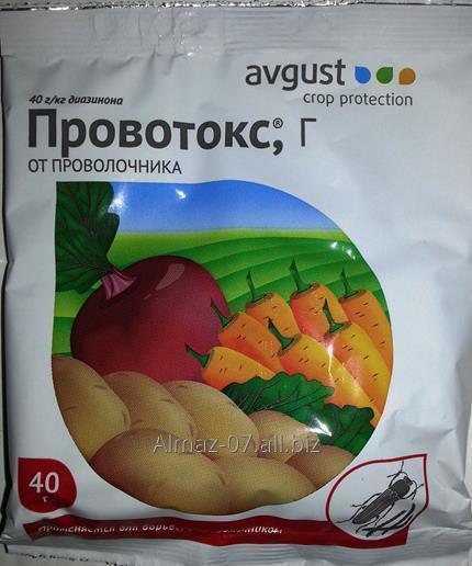"""Провотокс"" от проволочника, 40 г"