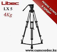 Штатив для видеокамер Libec LX5, фото 1