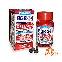 БиДжиАр-34 от Сахарного диабета II типа (BGR-34 AIMIL, 100 таб