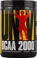 Universal Nutrition ВСАА 2000 (120 капсул)