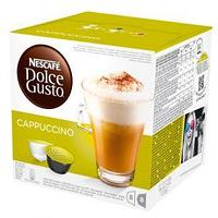 Капсулы Nescafe Dolce Gusto, Капучино, 16 капсул